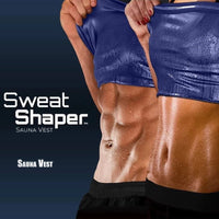 Sweat Body Shaper Vest - DidntKnowINeedThat