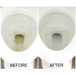 Automatic Flush Bubble Toilet Cleaner - DidntKnowINeedThat
