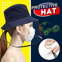 Airborne Transmission Protective Hat