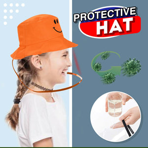 Airborne Transmission Protective Hat for Kid
