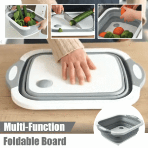 Foldable Multi Purpose Kitchen Cutting Board - DidntKnowINeedThat