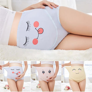 Smiley Maternity Underwear - DidntKnowINeedThat