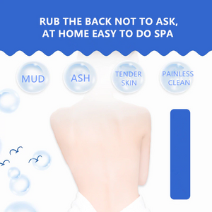 Silicone Back Scrub - The Ultimate Massage