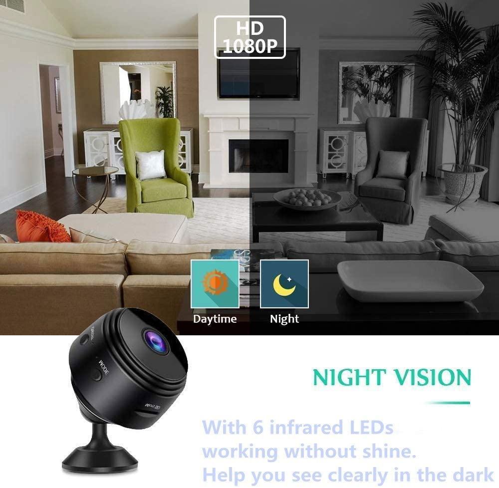 WIFI 1080P HD Wireless Camera