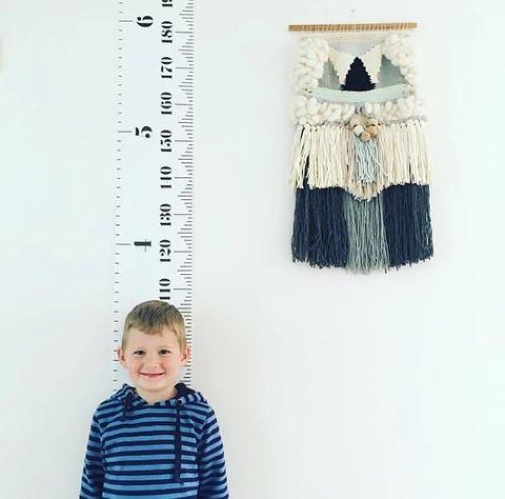 Baby & Kids Height Growth Tracker - DidntKnowINeedThat