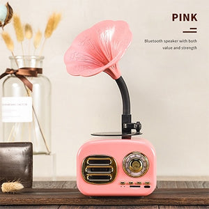 Portable Retro Mini Bluetooth Speaker - DidntKnowINeedThat