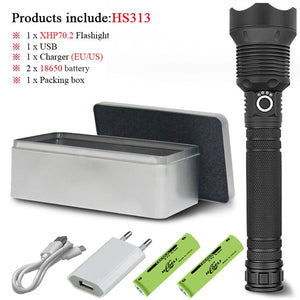 Powerful LED Flashlight - DidntKnowINeedThat