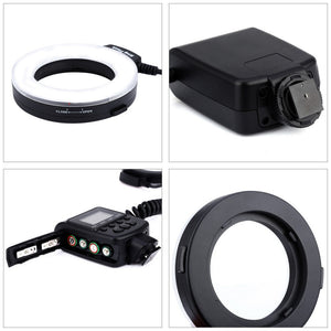 Attachable Macro LED Camera Ring Flash