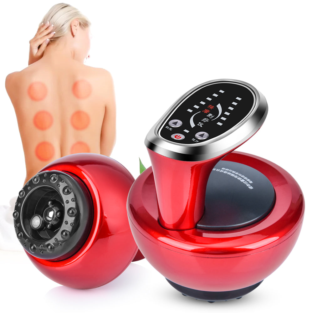 Electric Cupping & Scraping Massager