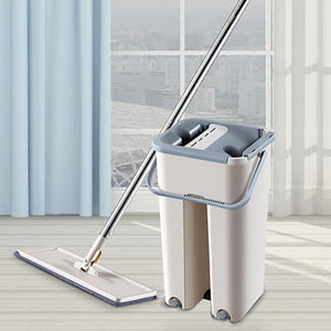 Automatic Lazy Mop