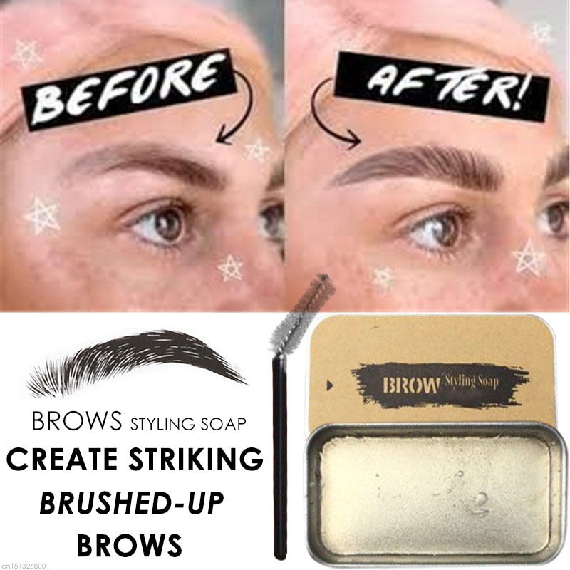 Brows Soap Kit Free Shipping