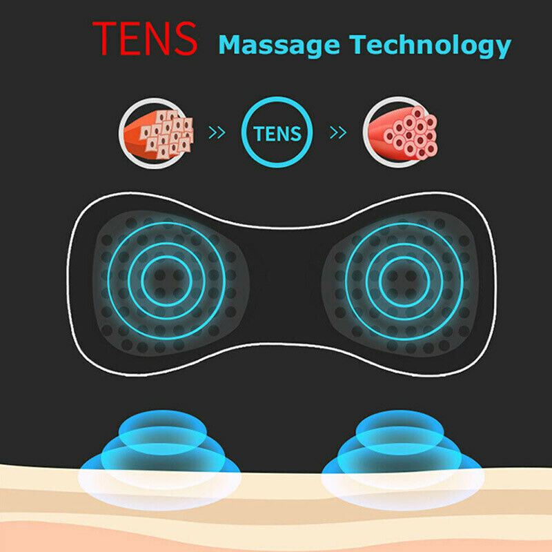 Electric Breast Massage Pad
