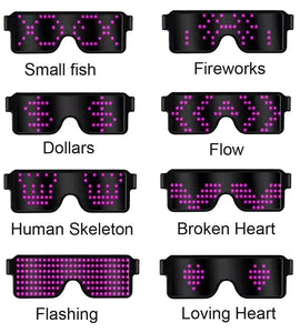 LED Party Glasses - DidntKnowINeedThat