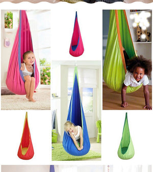 Pod Swing For Kids - DidntKnowINeedThat