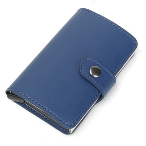 RFID blocking wallet - DidntKnowINeedThat