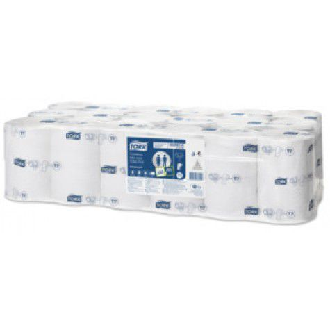 TORK TOILETPAPIER T7 CORELESS MID-SIZE TOILET ROLL 900V 2LAAGS 36ROLLEN