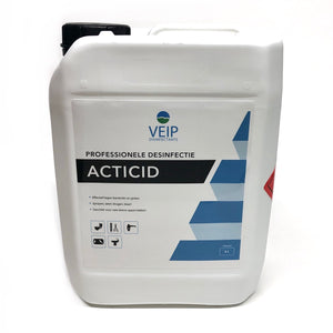 Veip Acticid Desinfectie 5000ML