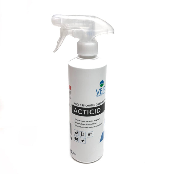 Veip Acticid Desinfectie Spray 500ML