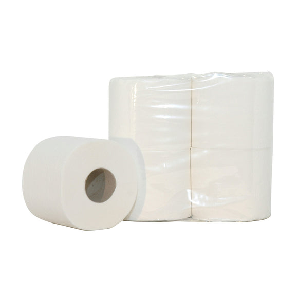 Toiletpapier Traditioneel Tissue Cellulose 2LGS 400VEL 40ROLLEN (SM0003)