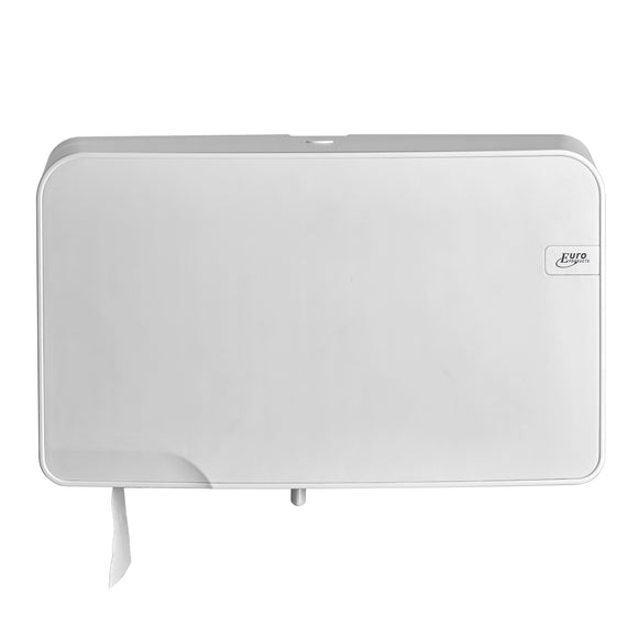 Quartz Jumbo Toiletrolhouder Duo Mini