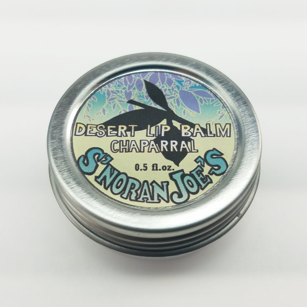 Lip Balm 1/2 Oz Tin