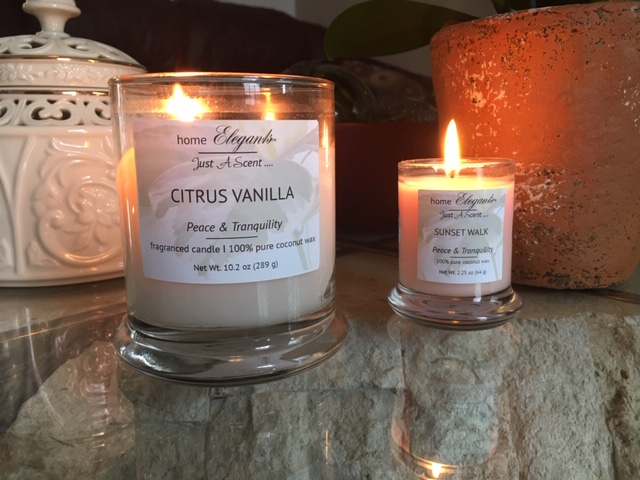 Candle, home decor, aromatherapy, fragrance
