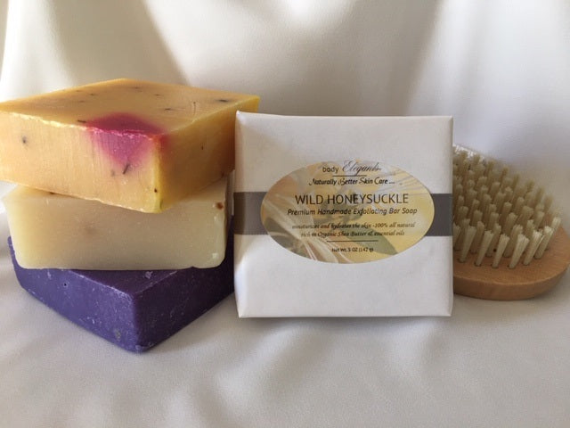 Handmade Luxury Bar Soaps