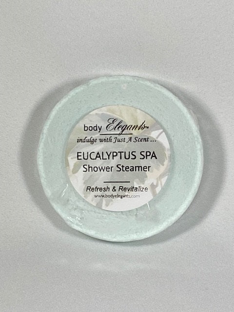 Eucalyptus Spa Shower Steamer (Refresh)