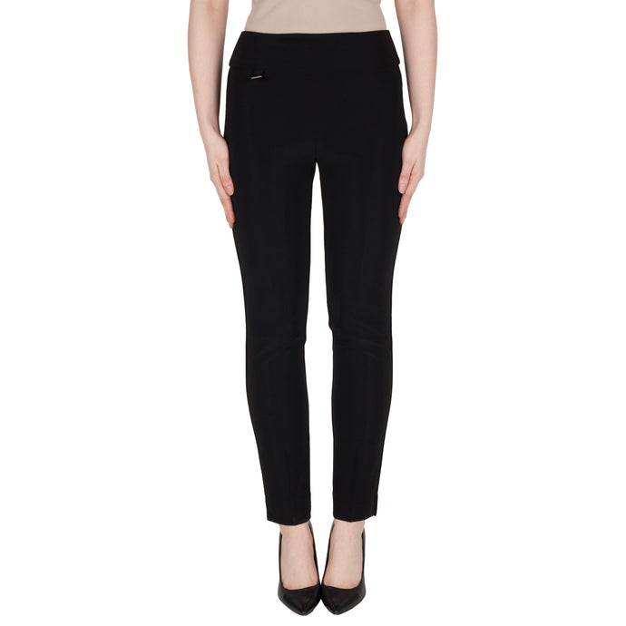 Must Have Tab Pant with Fitted Waist and Skinny Cut Leg