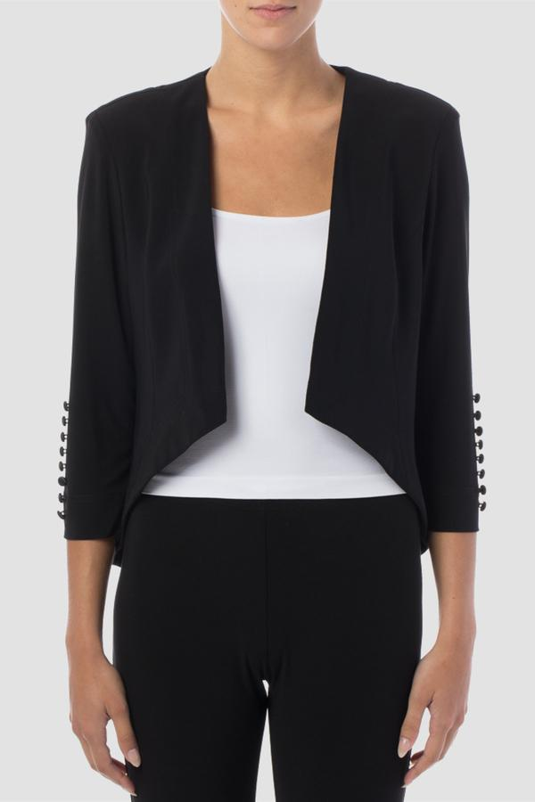 Essential Black Bolero Jacket