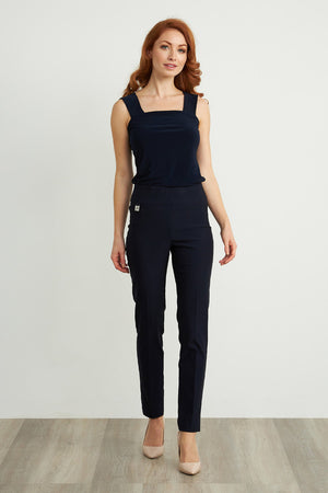 MIDNIGHT PULL-ON ESSENTIAL PANT TECHNO FABRIC