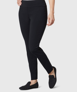 "Black 28"" Essential Slim Pant"