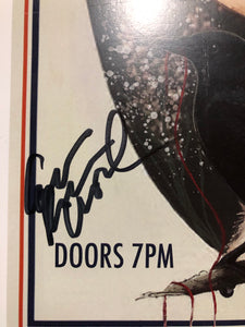 EVAN + ZANE: Halloween (Duo) | San Francisco, CA | October 30th, 2018 | PERSONALLY AUTOGRAPHED by Evan Rachel Wood + Zane Carney (Only 50 Available)