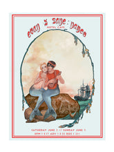 Load image into Gallery viewer, SET OF ALL 11 POSTERS | FROM EVAN + ZANE 2018 TOUR | 1 OF EACH UNSIGNED POSTER MADE