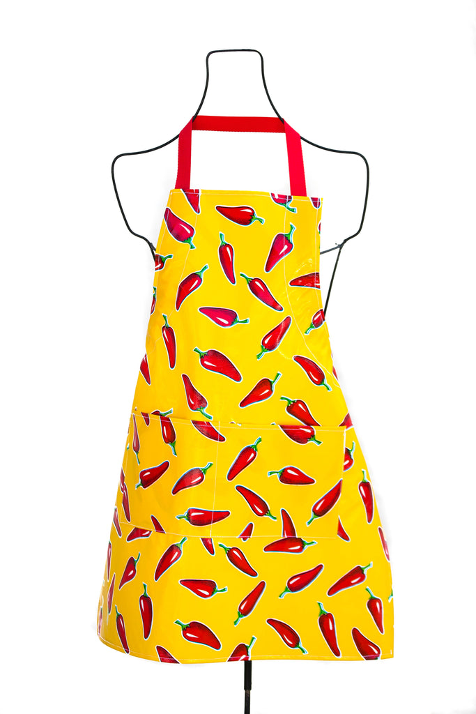 Chiles Yellow Apron