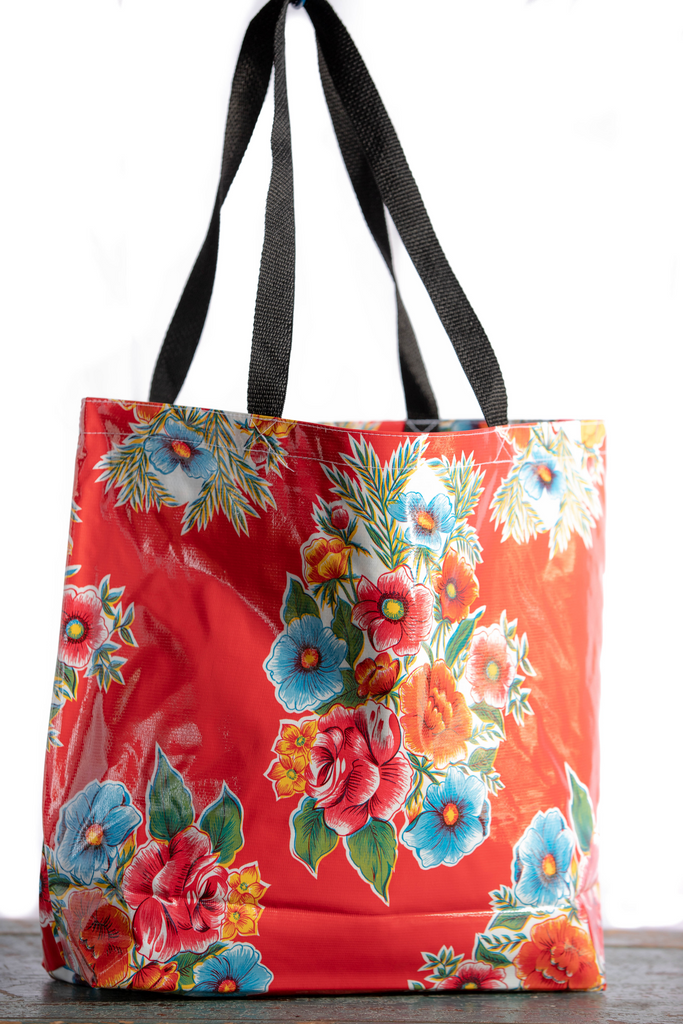 Ladybird Red Large Tote