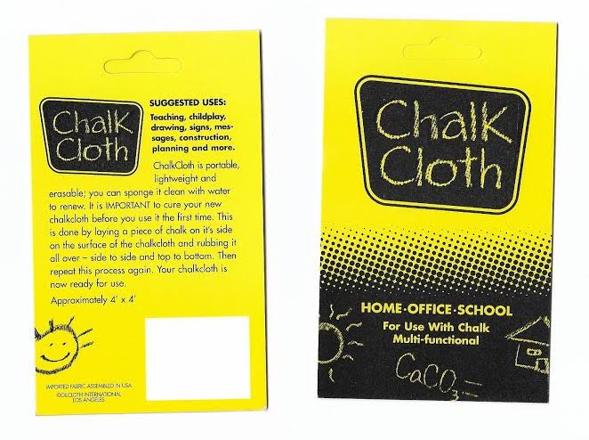 Chalkcloth™ - Oilcloth International, Inc.