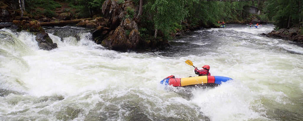 PACKRAFTING COURSES & EXPEDITIONS