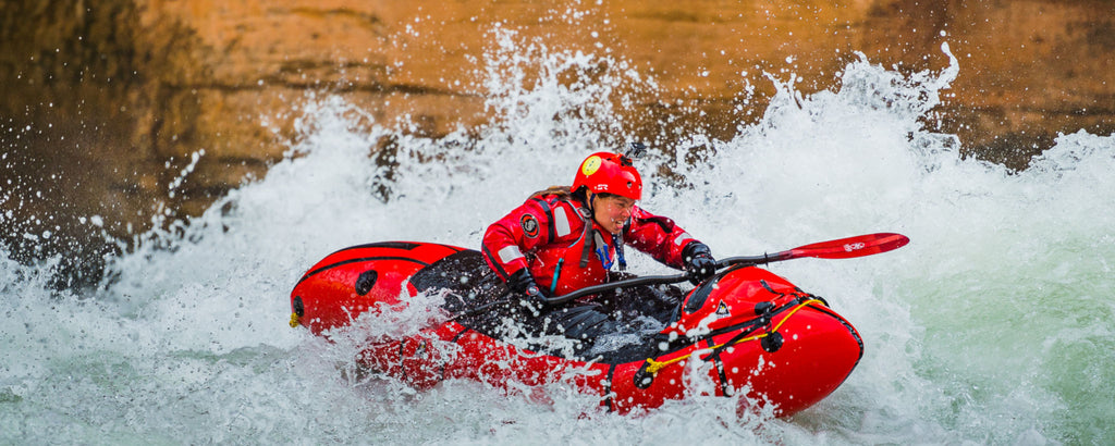 WHITEWATER PACKRAFTS