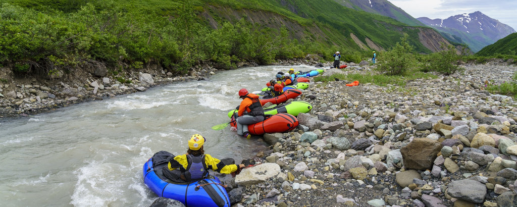 PACKRAFTING PARTS & ACCESSORIES