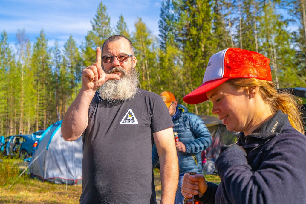 Nordic Packrafting Roundup 2019 Sweden