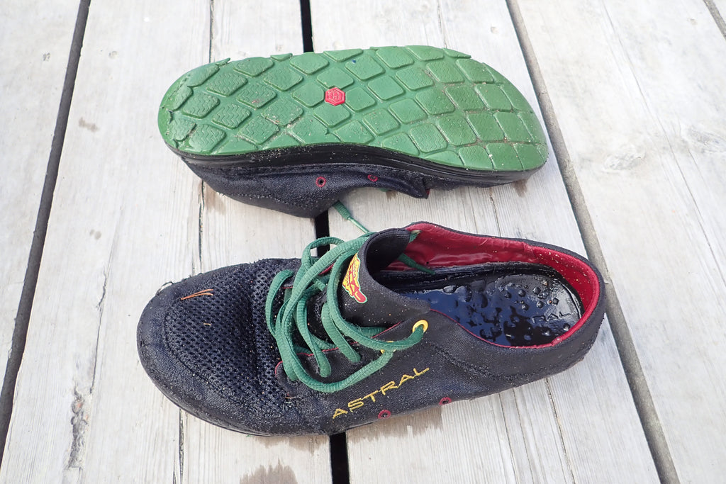 Astral Brewer, perfect packrafting shoes