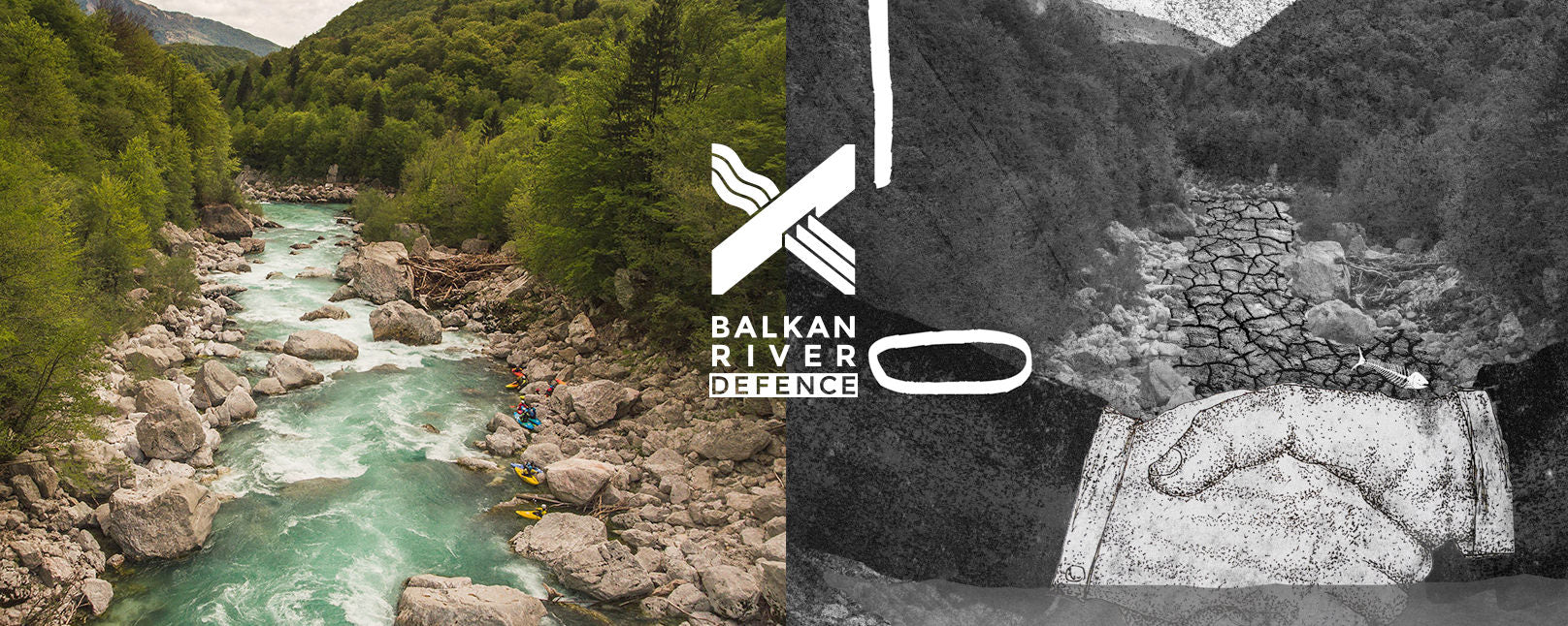 Balkan River Defence