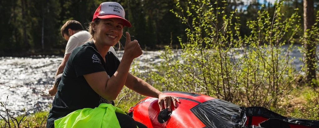 KATJA GIVES THUMBS UP TO NEW ALPACKA TEMPER ASSIST VALVE