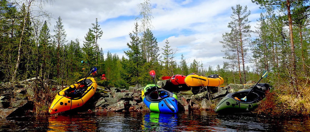 How to choose a packraft