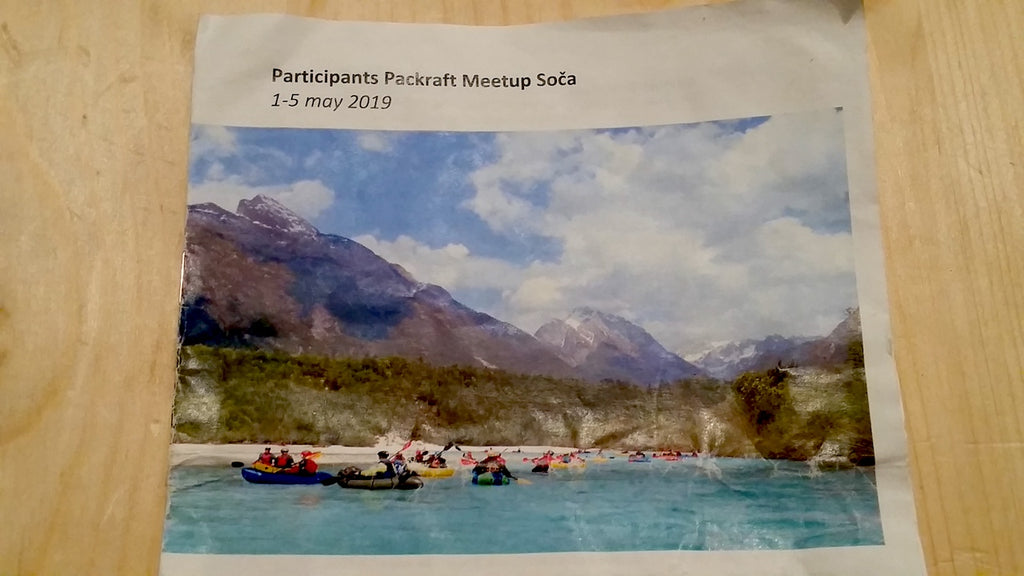 Participants Booklet European Packrafting Meet-up