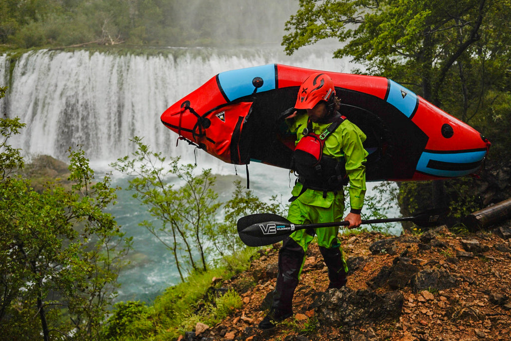 Packrafting gear