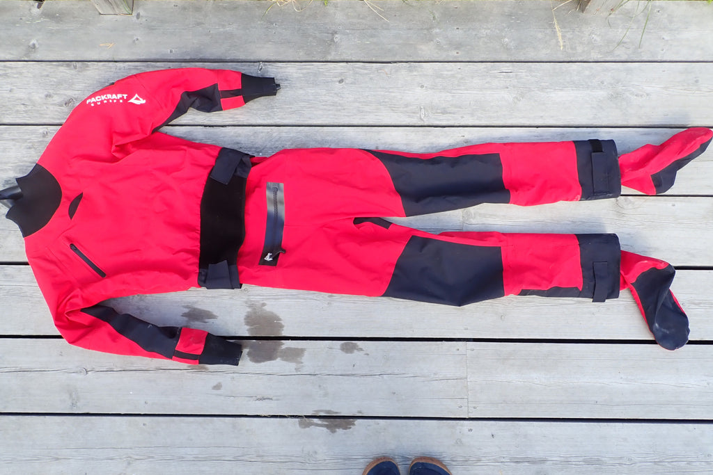 Packrafting Drysuit