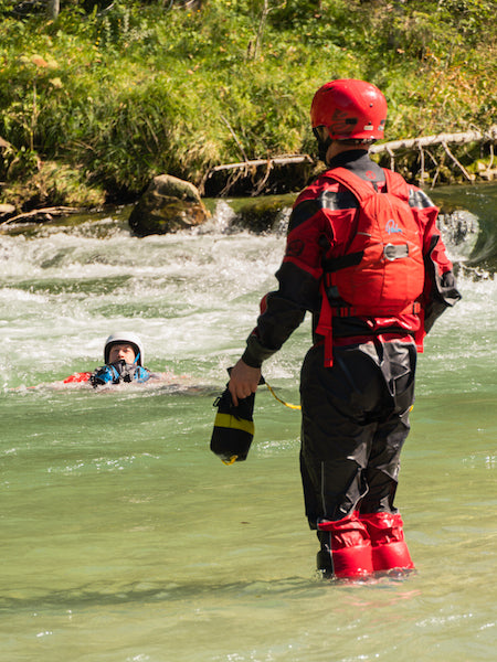 Packrafting Safety Course
