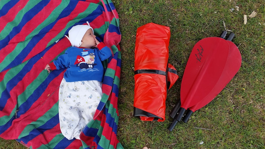 Ultraligth Packraft